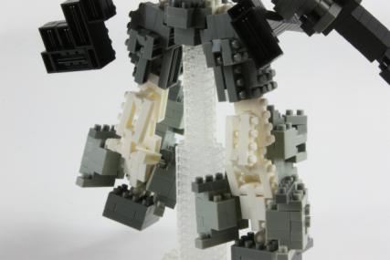 銃装士ナノゼルバー(試作型)11