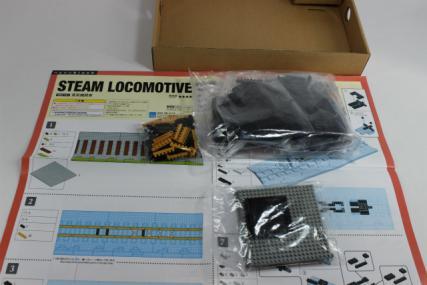nanoblock 蒸気機関車5