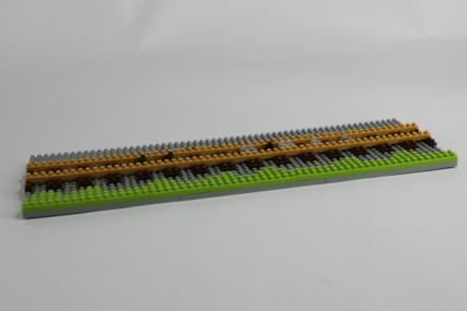 nanoblock 蒸気機関車6