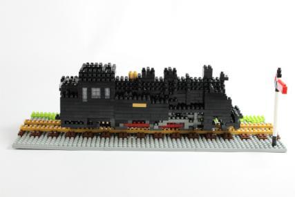 nanoblock 蒸気機関車11