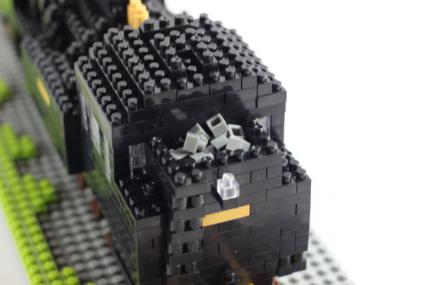 nanoblock 蒸気機関車14