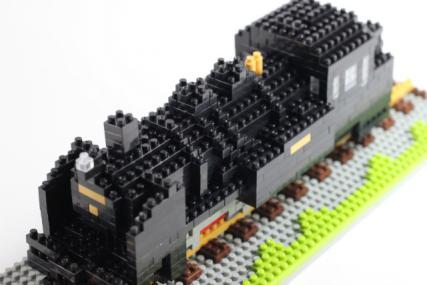 nanoblock 蒸気機関車16