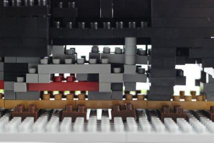 nanoblock 蒸気機関車18