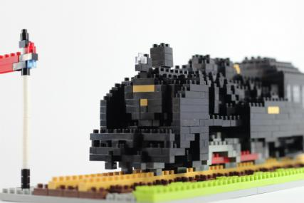 nanoblock 蒸気機関車20