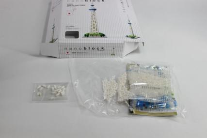 nanoblock スカイツリー5