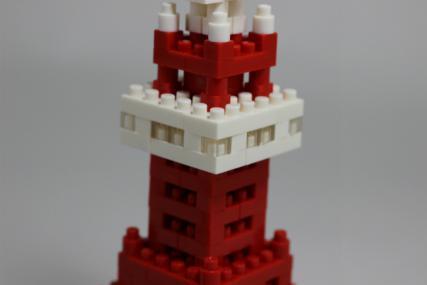 nanoblock 東京タワー13