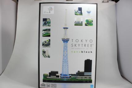 nanoblock 東京スカイツリー(R) デラックスエディション1