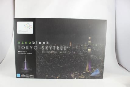 nanoblock 東京スカイツリー(R) デラックスエディション2