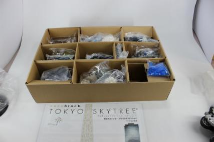nanoblock 東京スカイツリー(R) デラックスエディション8
