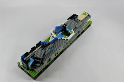 nanoblock 東京スカイツリー(R) デラックスエディション17