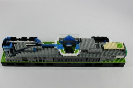 nanoblock 東京スカイツリー(R) デラックスエディション18