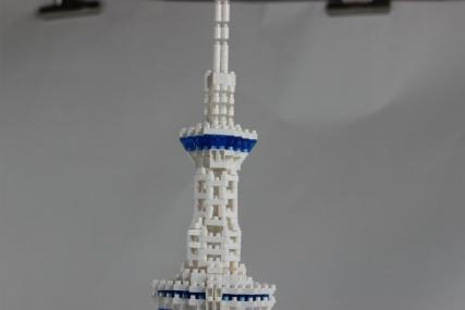 nanoblock 東京スカイツリー(R) デラックスエディション37