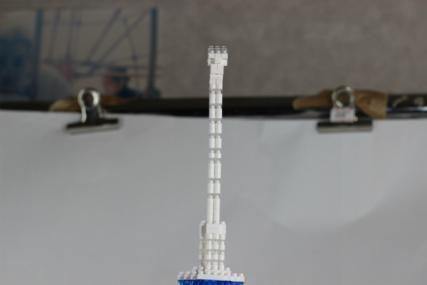 nanoblock 東京スカイツリー(R) デラックスエディション38