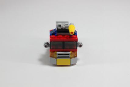 ミニファイヤートラック8