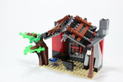 鍛冶職人の小屋8