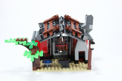 鍛冶職人の小屋9