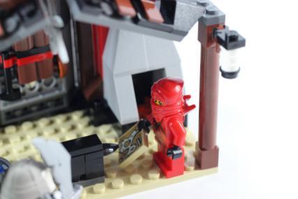 鍛冶職人の小屋16