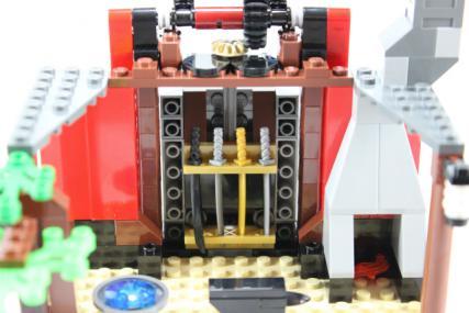 鍛冶職人の小屋23