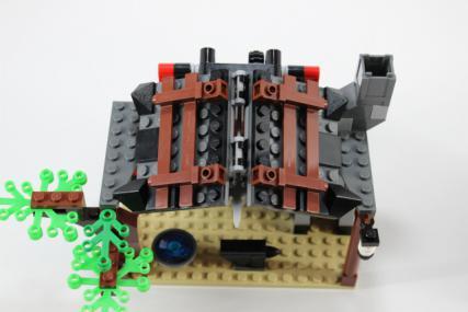 鍛冶職人の小屋26