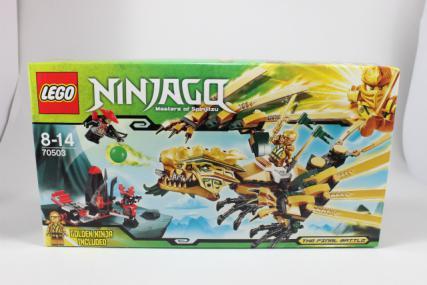 黄金ドラゴン1