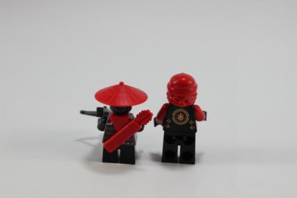 カイのファイヤー・ロボ 5