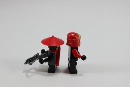 カイのファイヤー・ロボ 6