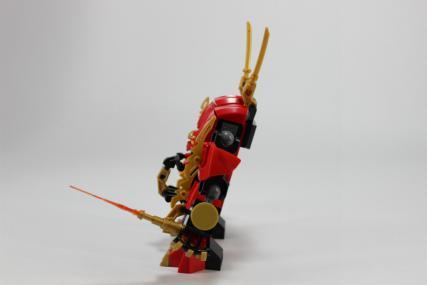 カイのファイヤー・ロボ 16