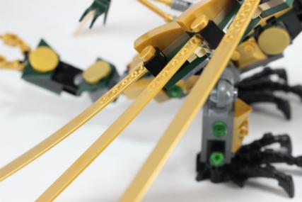 黄金ドラゴン25