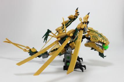 黄金ドラゴン27