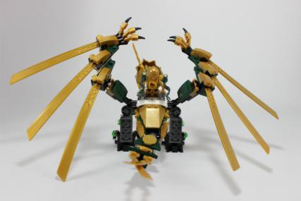 黄金ドラゴン28