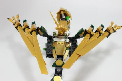 黄金ドラゴン30