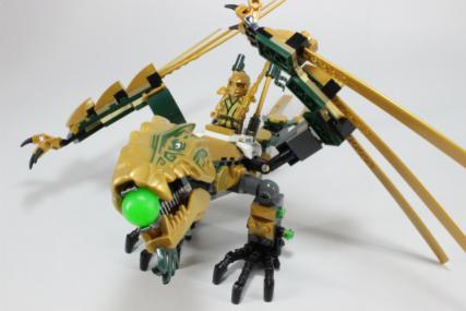黄金ドラゴン31