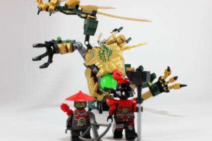黄金ドラゴン33
