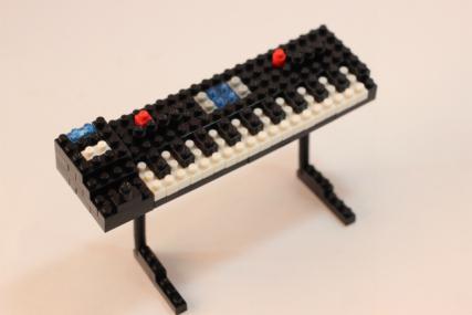 nanoblock シンセサイザー5