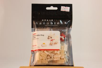 nanoblock 北海道県2