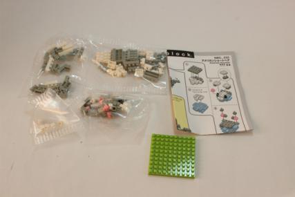 nanoblock アメリカンショートヘア3