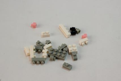 nanoblock アメリカンショートヘア9