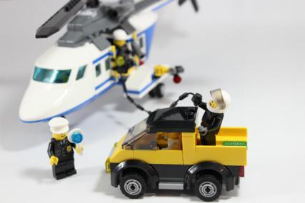 ヘリコプターの追跡7