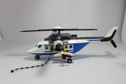 ヘリコプターの追跡15