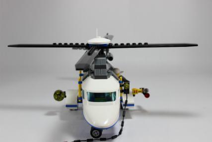 ヘリコプターの追跡16