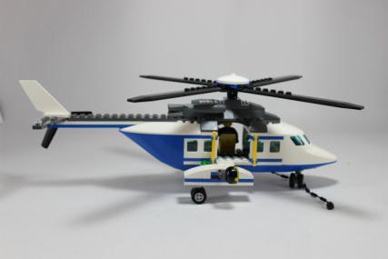 ヘリコプターの追跡17