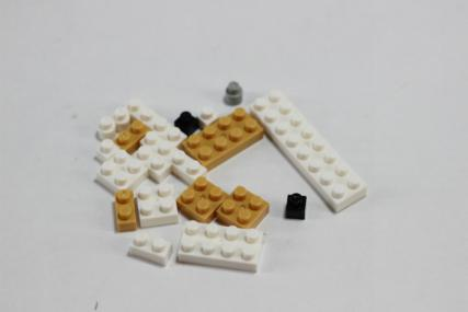 nanoblock グランドピアノホワイト14
