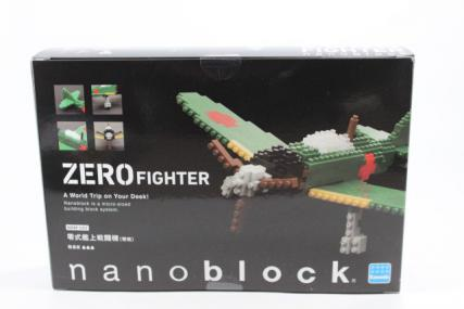 nanoblock 零戦3