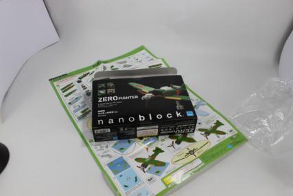 nanoblock 零戦5