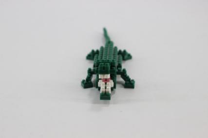 nanoblock ナイルワニ1