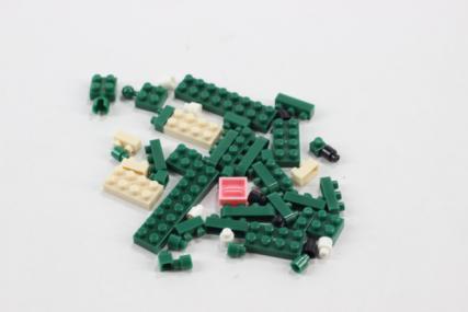 nanoblock ナイルワニ11