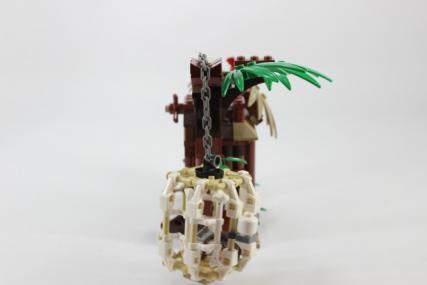 人喰い島からの脱走33