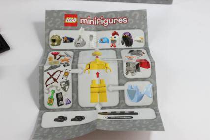 ミニフィグシリーズ9-11