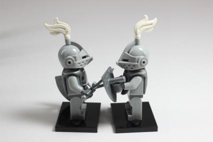 ミニフィグシリーズ9-31