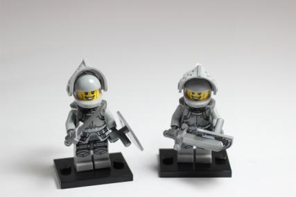 ミニフィグシリーズ9-33